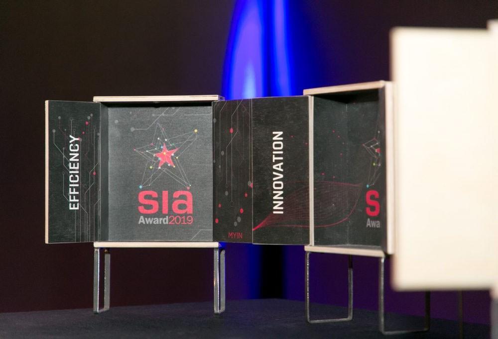Myin per SIA Group: La creatività premia